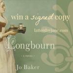 Longbourn contest promo