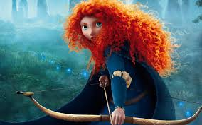 Disney/Pixar's Princess Merida