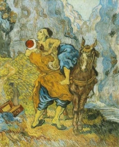 Vincent van Gogh, The Parable of the Good Samaritan