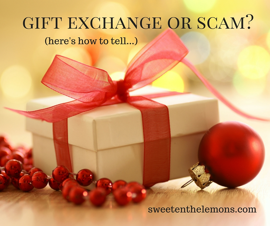 Is Your Gift Exchange Really A Holiday Scam Here S How To